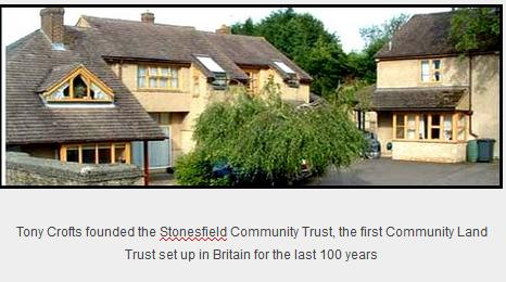 tony croft stonesfield housing trust